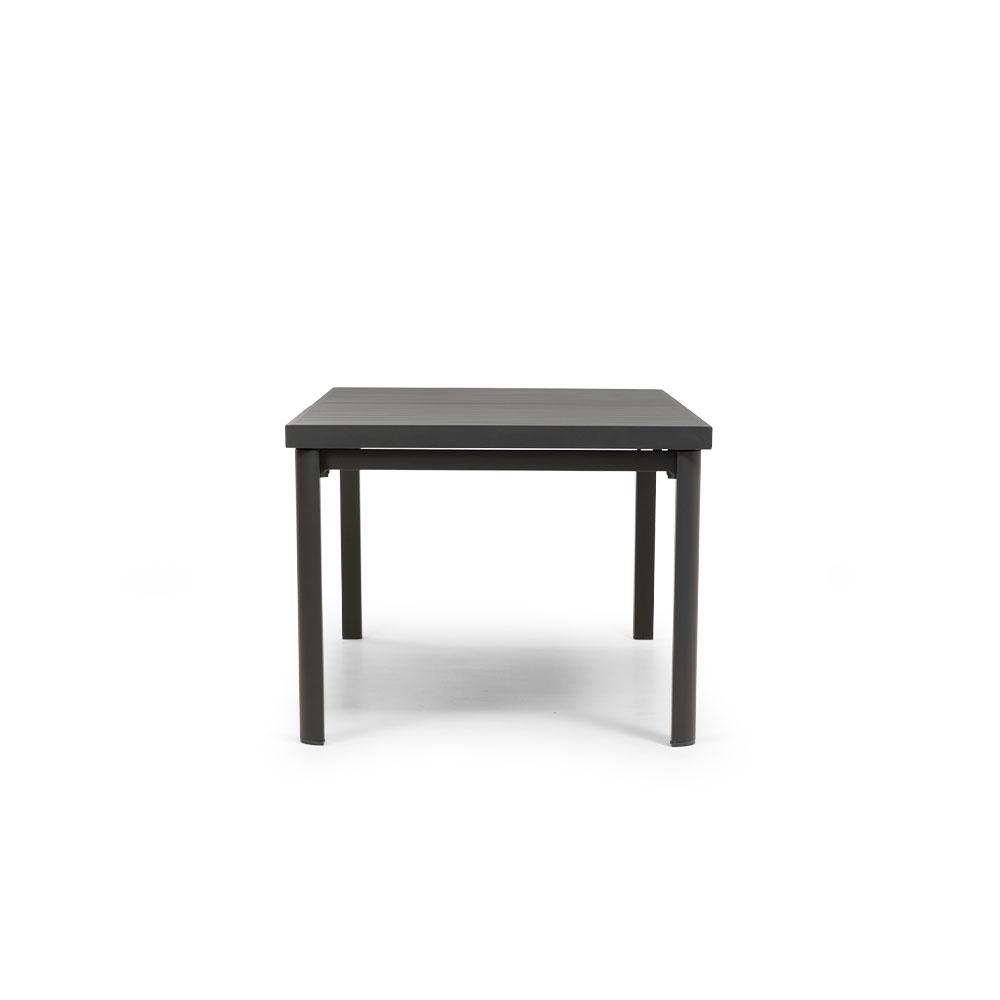 Venus Outdoor Extension Table - W180/240, Gunmetal