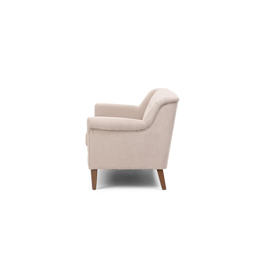 Clare 3 Seater Sofa, Beige