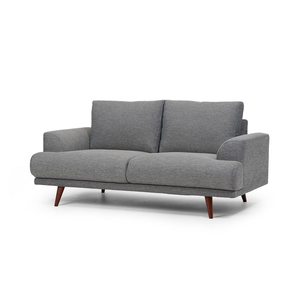 Charlie 2 Seater Sofa, Midnight