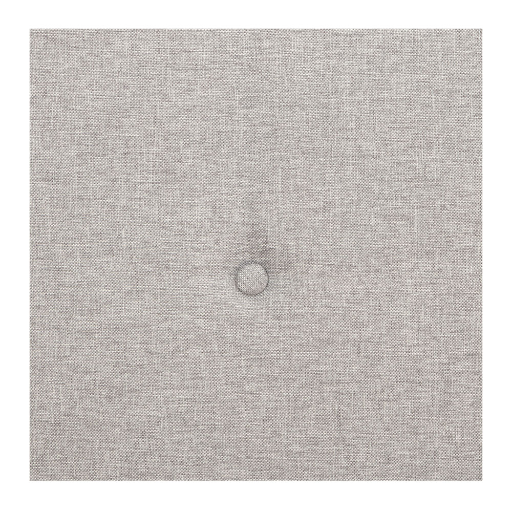Dallas King Bed Frame, Light Grey