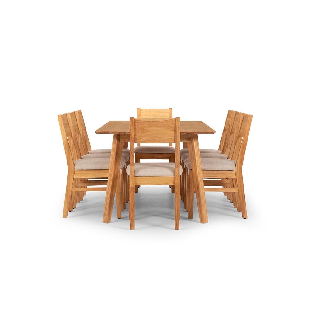 Larvik 9 Piece Dining Set - W210