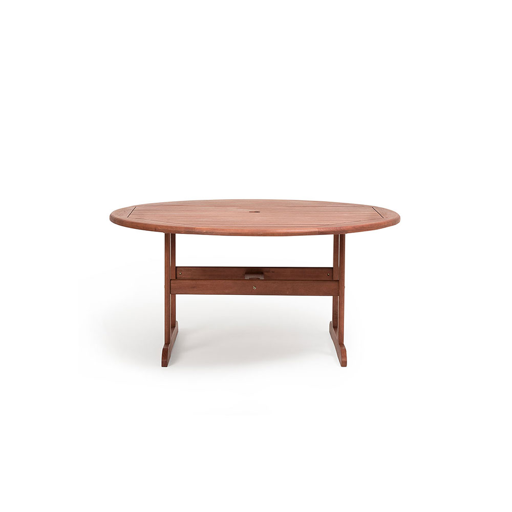 Miami Round Outdoor Dining Table - W150