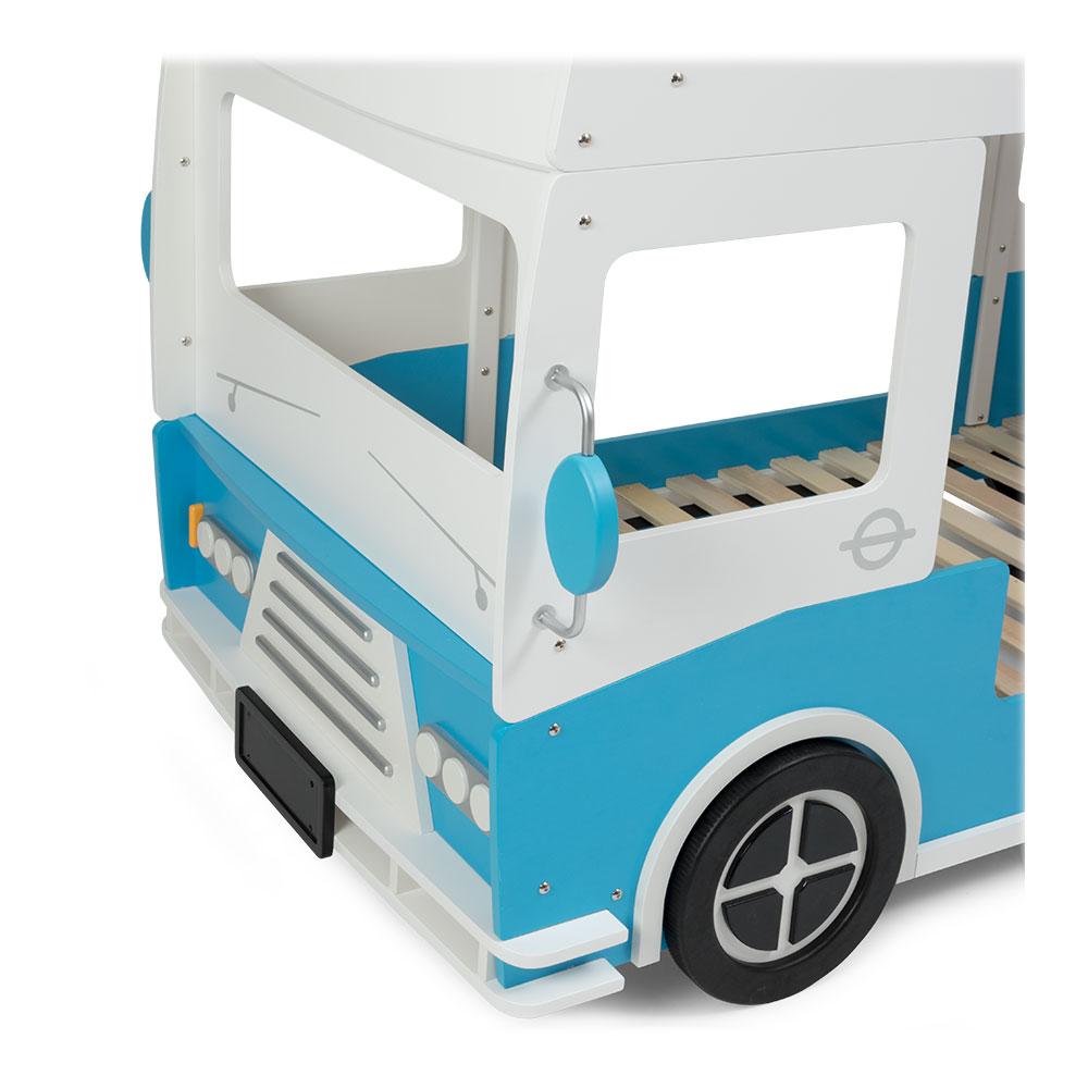 Kombie Single/ Single Bunk Bed Frame