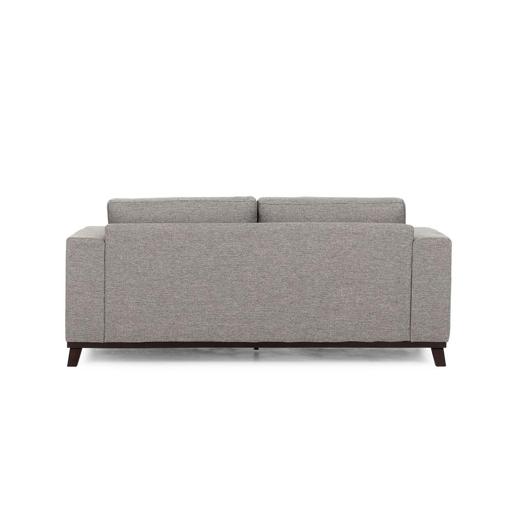 Lennox 2 Seater Sofa, Light Grey