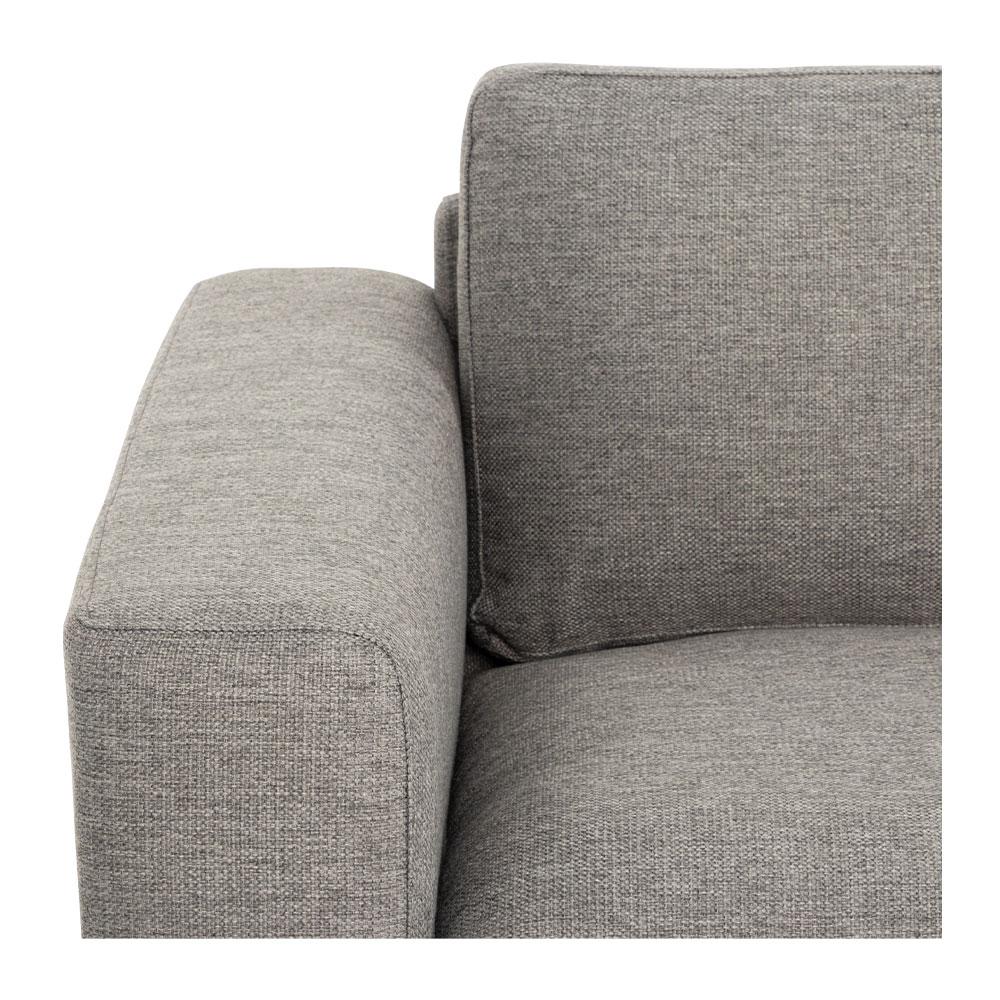 Lennox 3 Seater, Light Grey