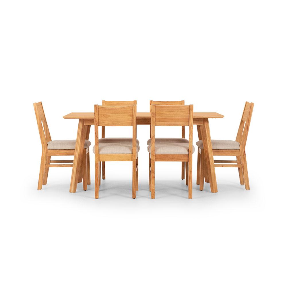 Larvik Dining Table - W160