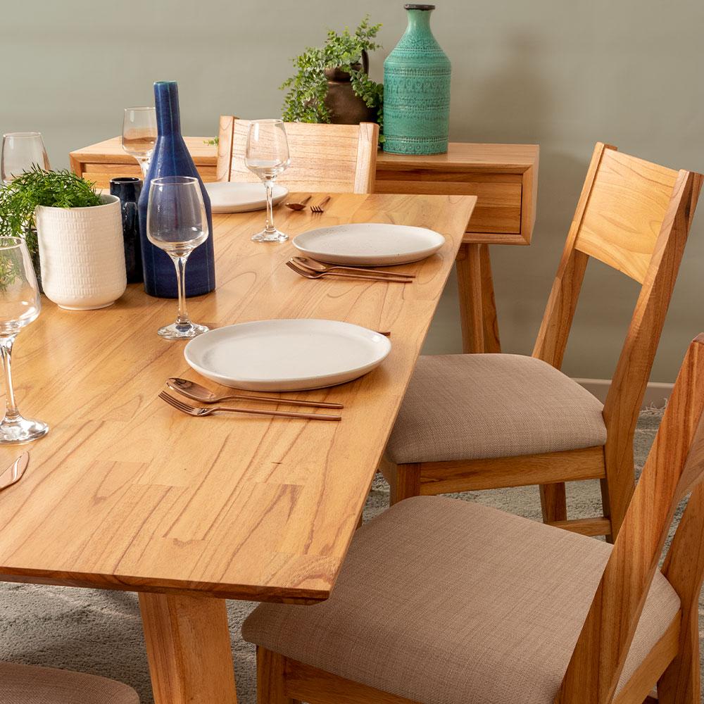 Larvik Dining Table - W210