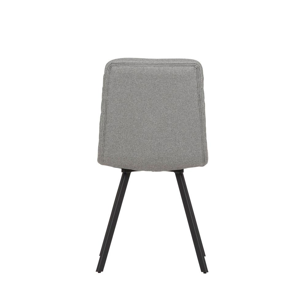 Watson Dining Chair, Light Grey