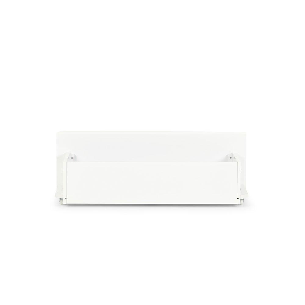 Emerson Under Bed Storage Drawer, White